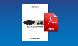 JARIK Fluid Cushion User Manual and fitting instructions